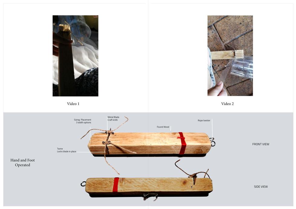 Hand-Tool Prototyping. Patel, M. Unit 18. 2020.