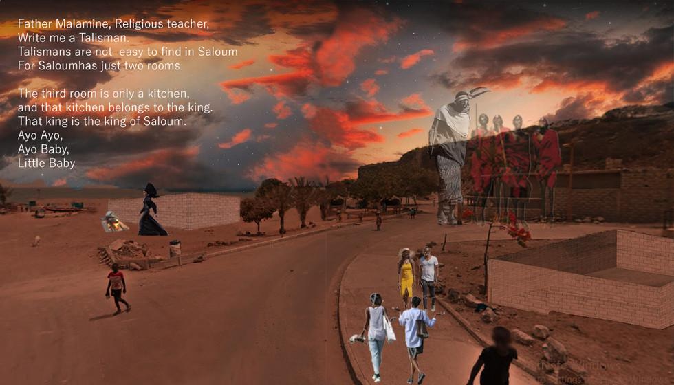 The Kingdom of Saloum. Tsatsimpe, L. Unit 13. 2020.