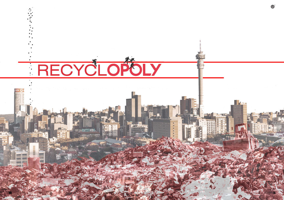 Recyclopoly. Stephan, T. Unit 17. 2020