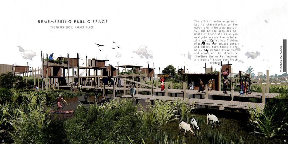 REMEMBERING PUBLIC SPACE, Lesolle, L. Unit 15X. 2020.