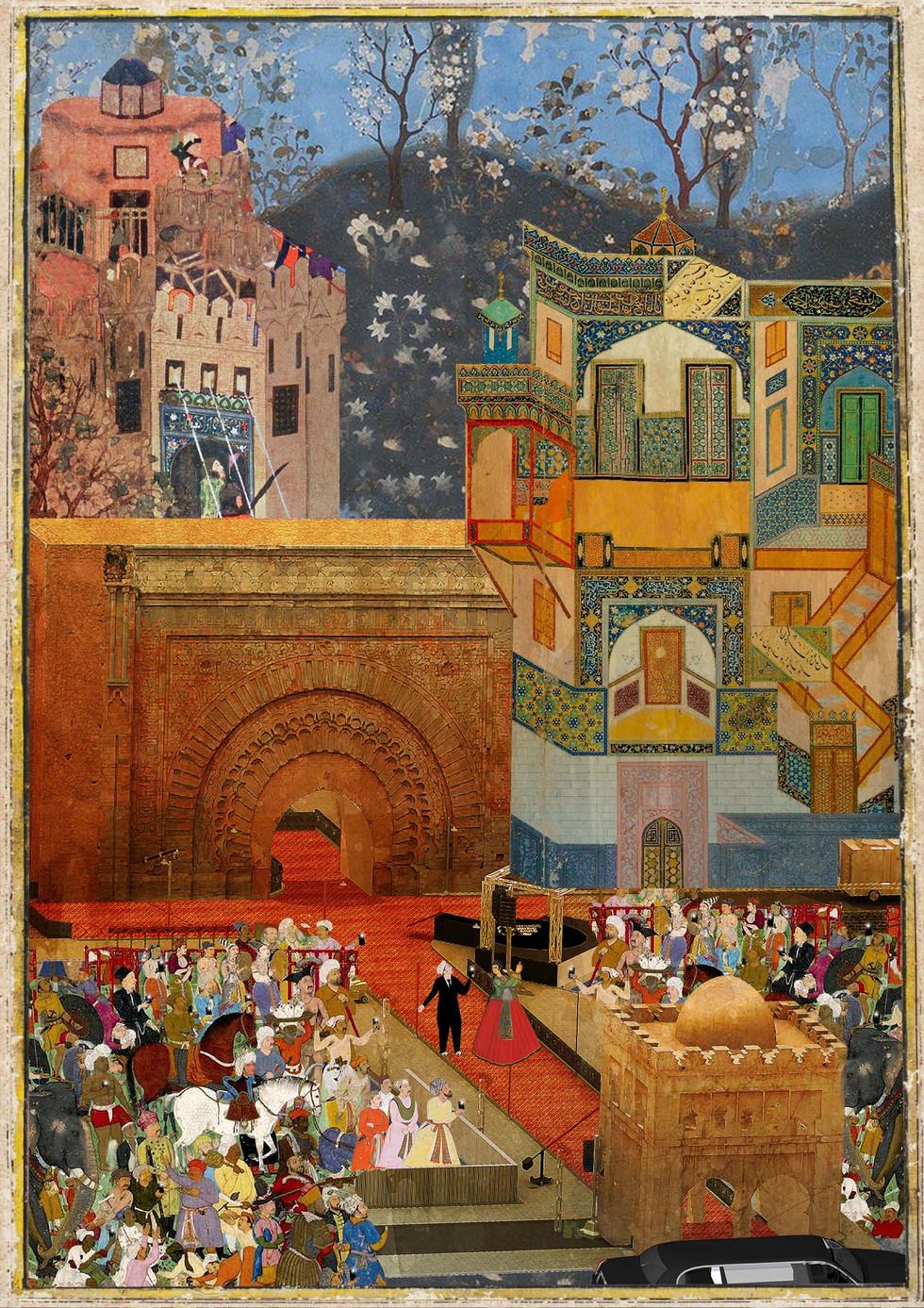 Marrakech Film Festival. Ranchod, K. Unit 12. 1019