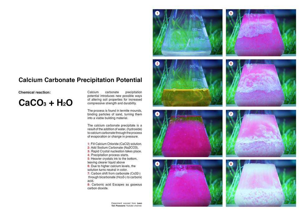 Calcium Precipitation Potential. Andonov, I. Unit 17. 2020.
