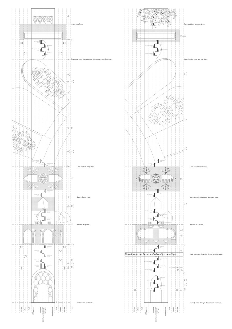Arcade of notation. Lu, H. Unit 12. 2019