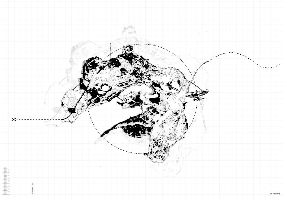 Ferreirasdorp figure ground map. How, G. Unit 11. 2017