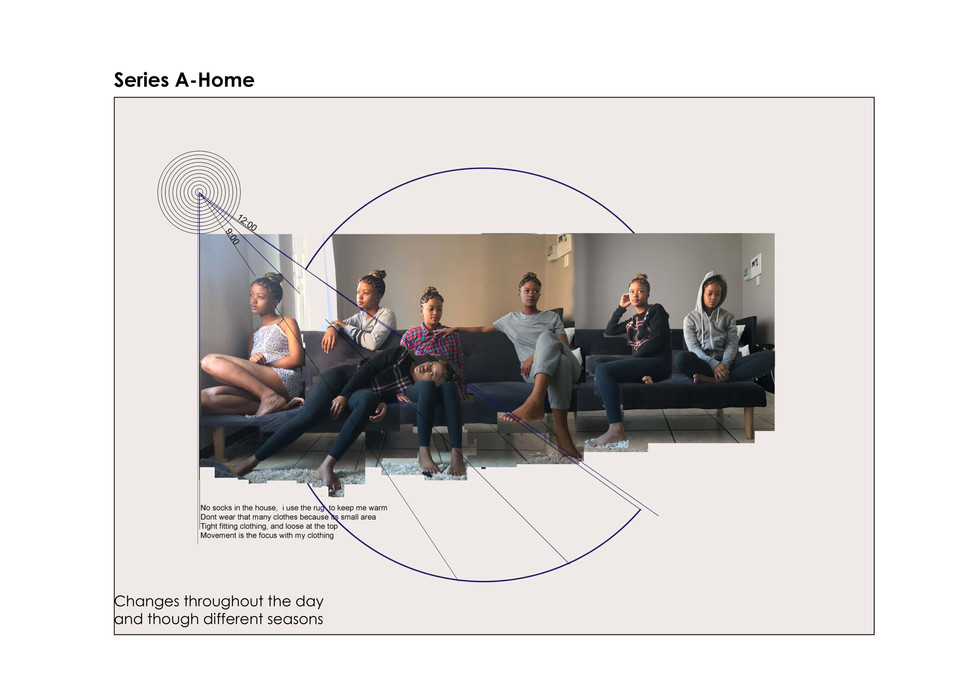 Identity In space: Home. Jele, N. Unit 17. 2020.