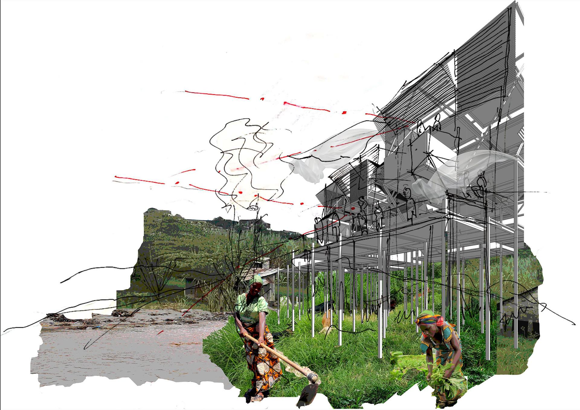 Wetland Sketch Proposal. Shube, N. Unit 15X. 2020.