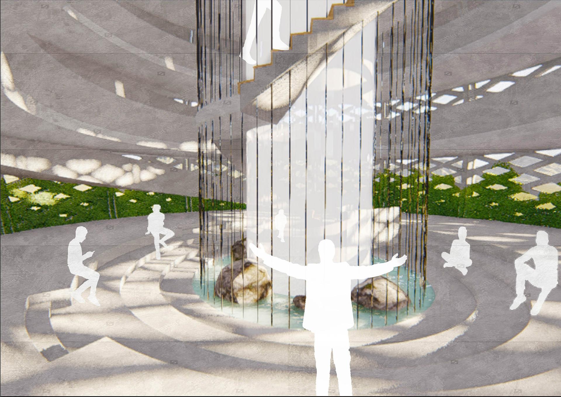 The Congregational Space. Peta, S. Unit 15X. 2020.