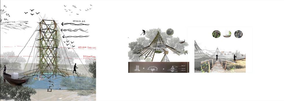 Design development, Ncube, T. Unit 15X. 2020.