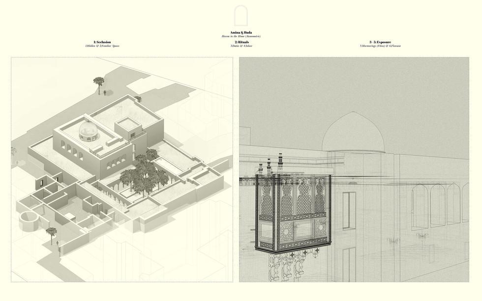Constructing the Set: Al-Sayyid Ahmad Jawwad's Residence. Moumakwe, K. Unit 18. 2020.