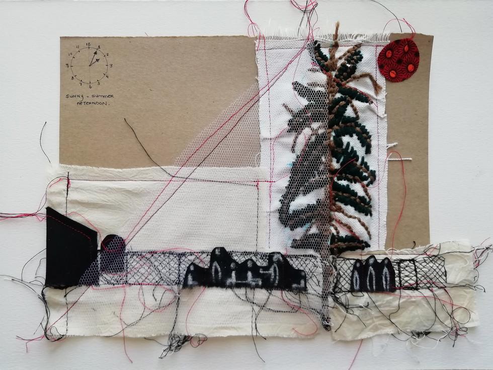 Tree of Man. Selepe, D. Unit 19. 2020.
