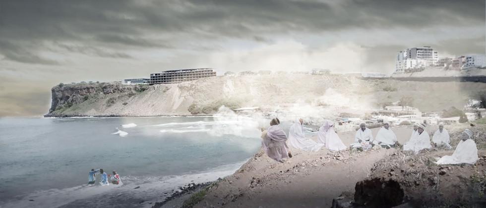 Sacred offering site. Tsatsimpe, L. Unit 13. 2020.