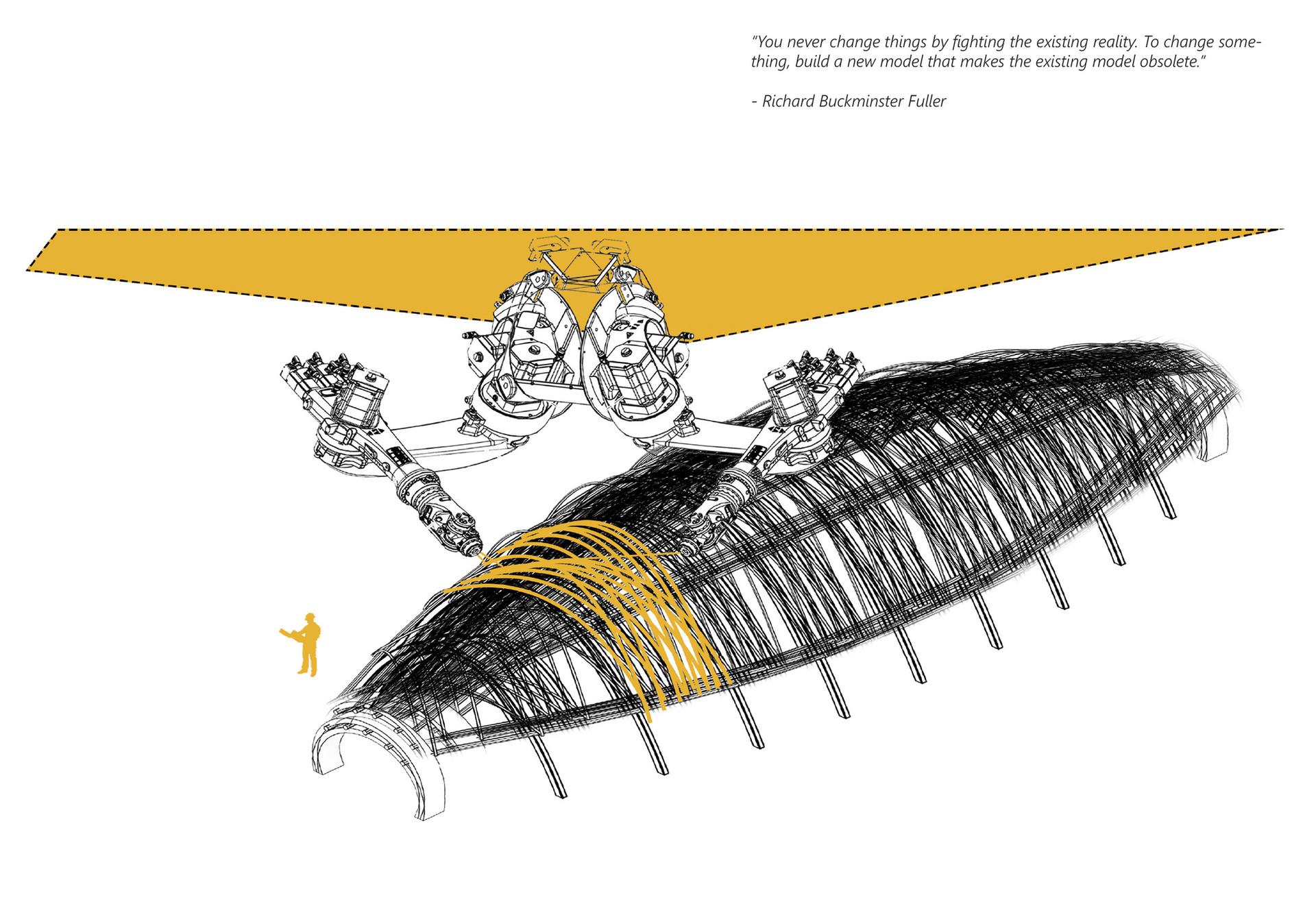 Rope Weave Concept. Bikitsha, E. Unit 17. 2020.