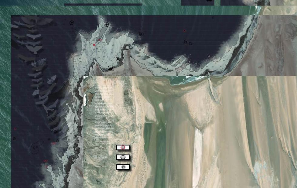 Siting Entry- Skeleton Coast, Zahidi, S. Unit 13. 2020
