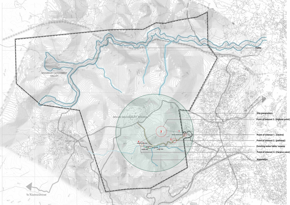 Proposal on site strategy. Mathabathe, L. Unit 15X. 2020.