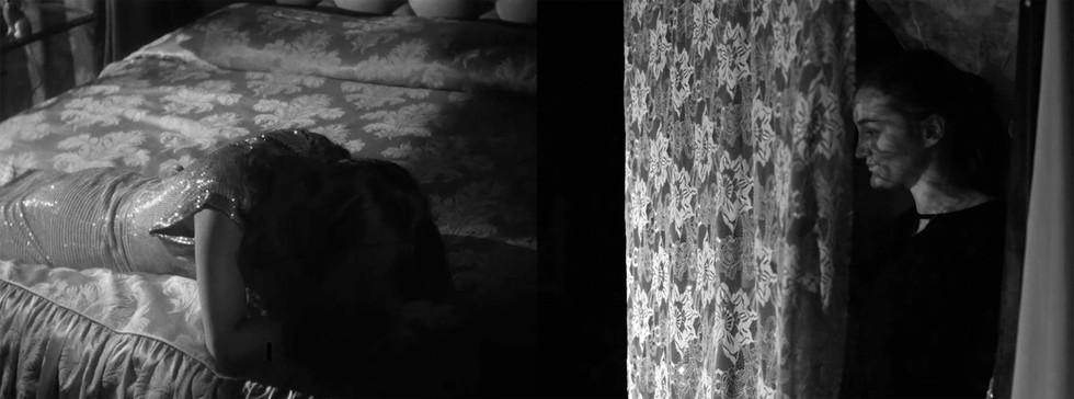 """Still from """"Seductive Surfaces"""" [short film]. Harding S. Unit 14. 2020."""