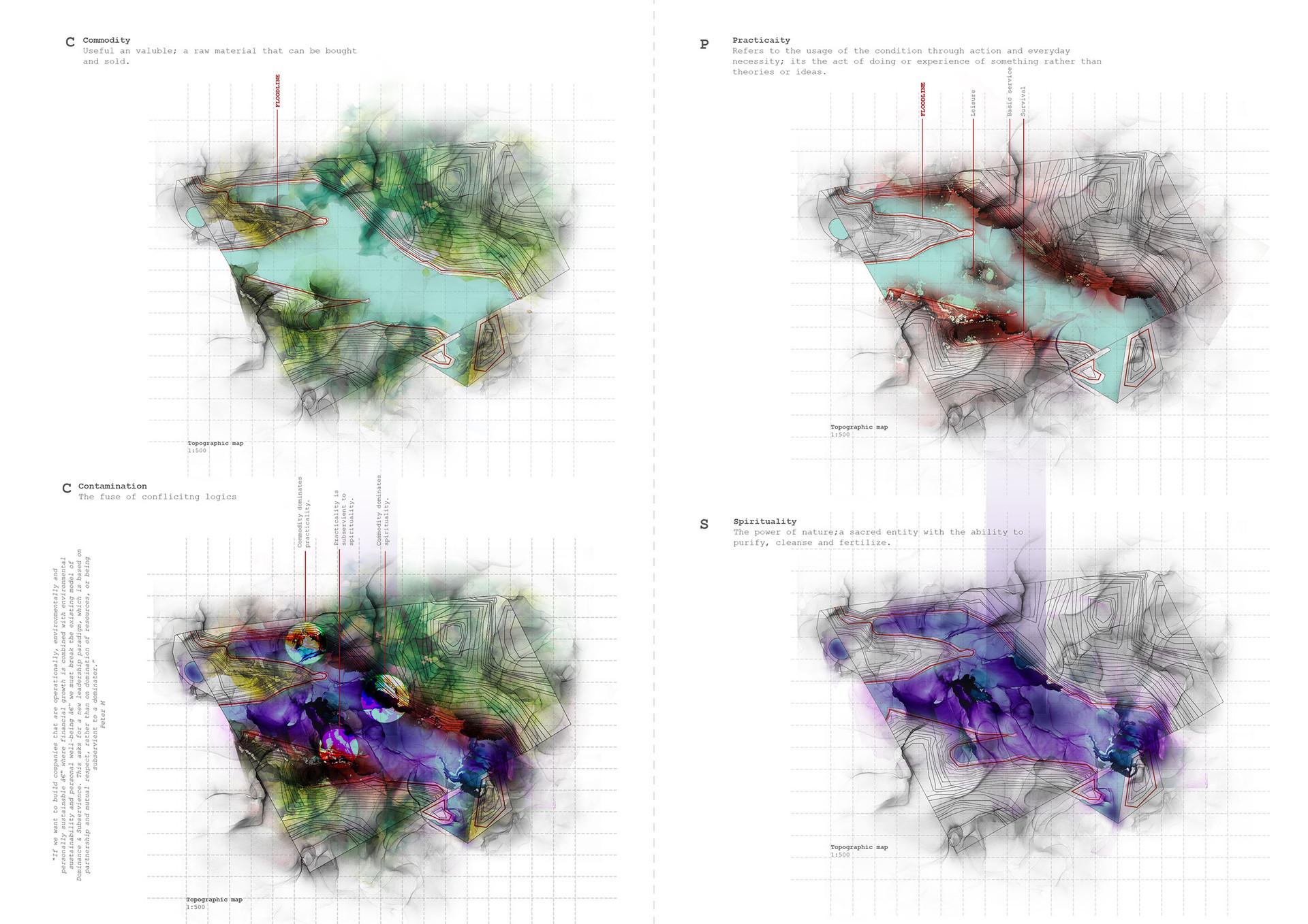 Demonized Landscapes. Rakumakwe, SM. Unit 19. 2020.