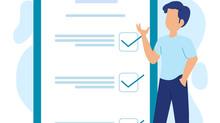 Como realizar um checklist para garantir a segurança do voo