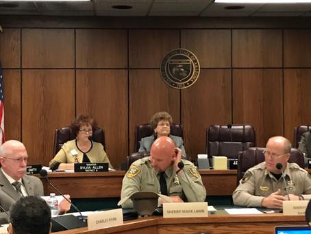 Senator Allen: Border cameras force drug cartels to change tactics