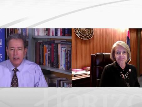 Legislative Update with President Karen Fann on Arizona Horizon
