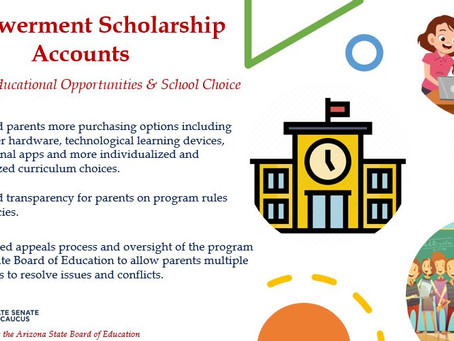 State Board of Education implements reforms to Empowerment Scholarship Accounts