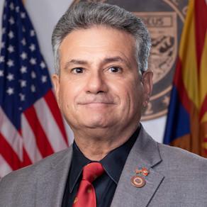 Statement from Senate Majority Whip Sonny Borrelli