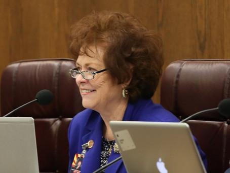Senator Allen proves she knows the U.S. Constitution
