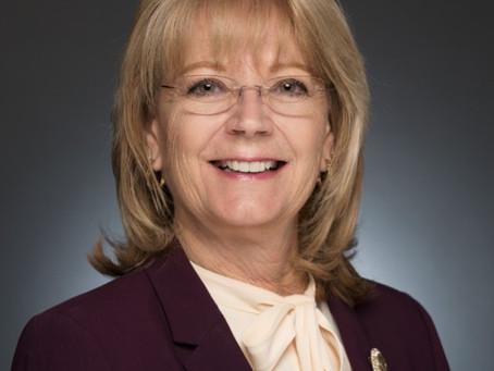 Senator Karen Fann will remain as Senate President for next legislative session