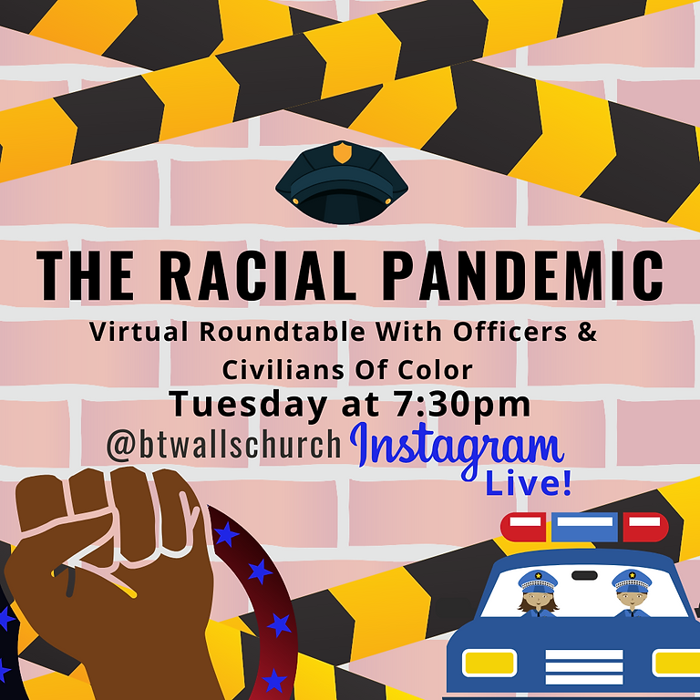 Roundtable Discussion - The Racial Pandemic