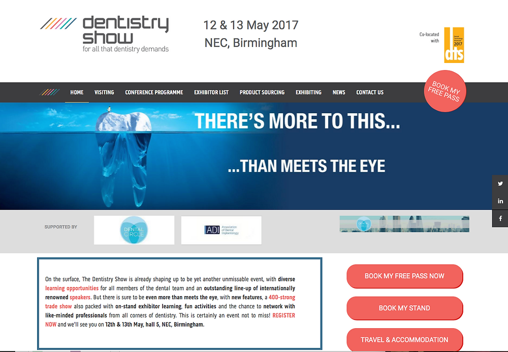 Dentistry Show 2017