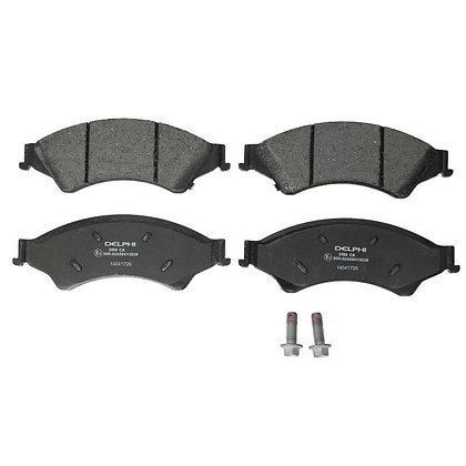 Delphi Front Brake Pads