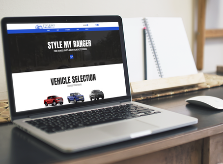 Style My Ranger Website Launch