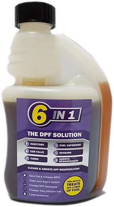 EEC DPF 6 In 1 Solution
