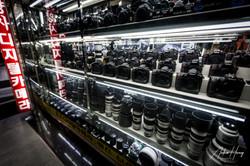 Namdaemun Market Cameras