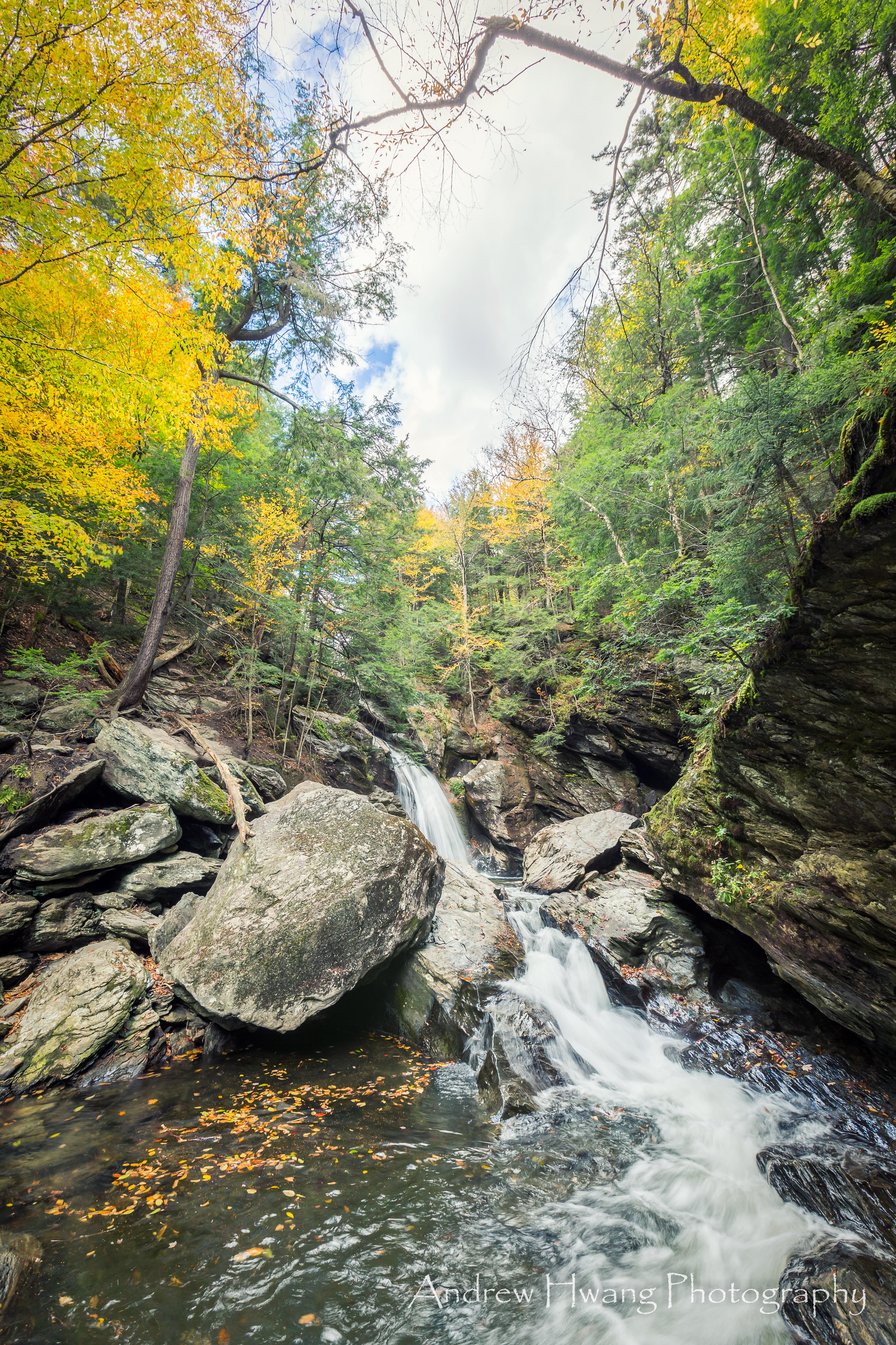 Bingham Falls VT