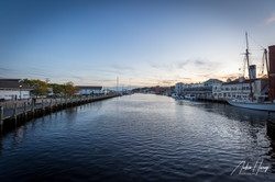 Downtown Mystic River