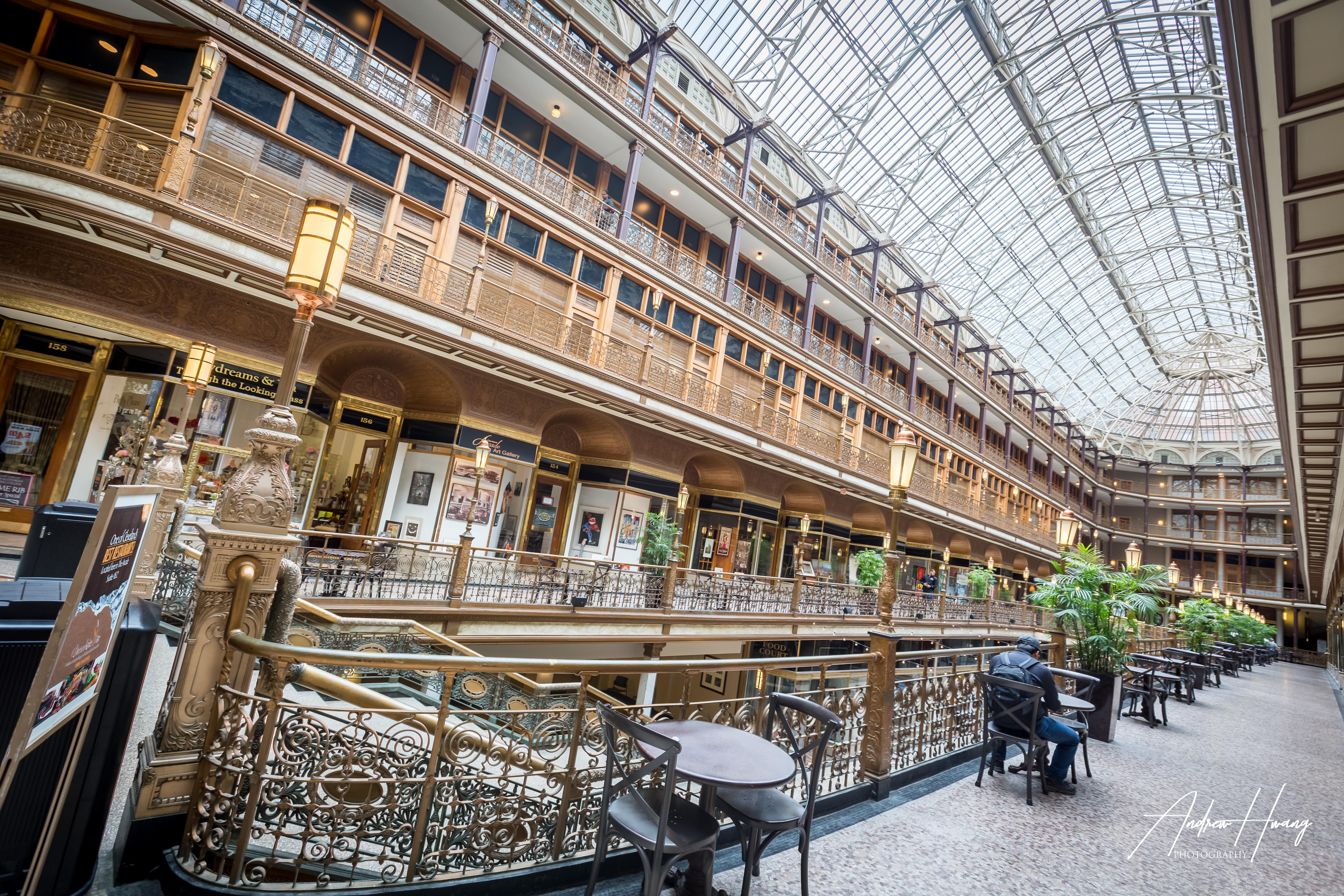 The Arcade Shops