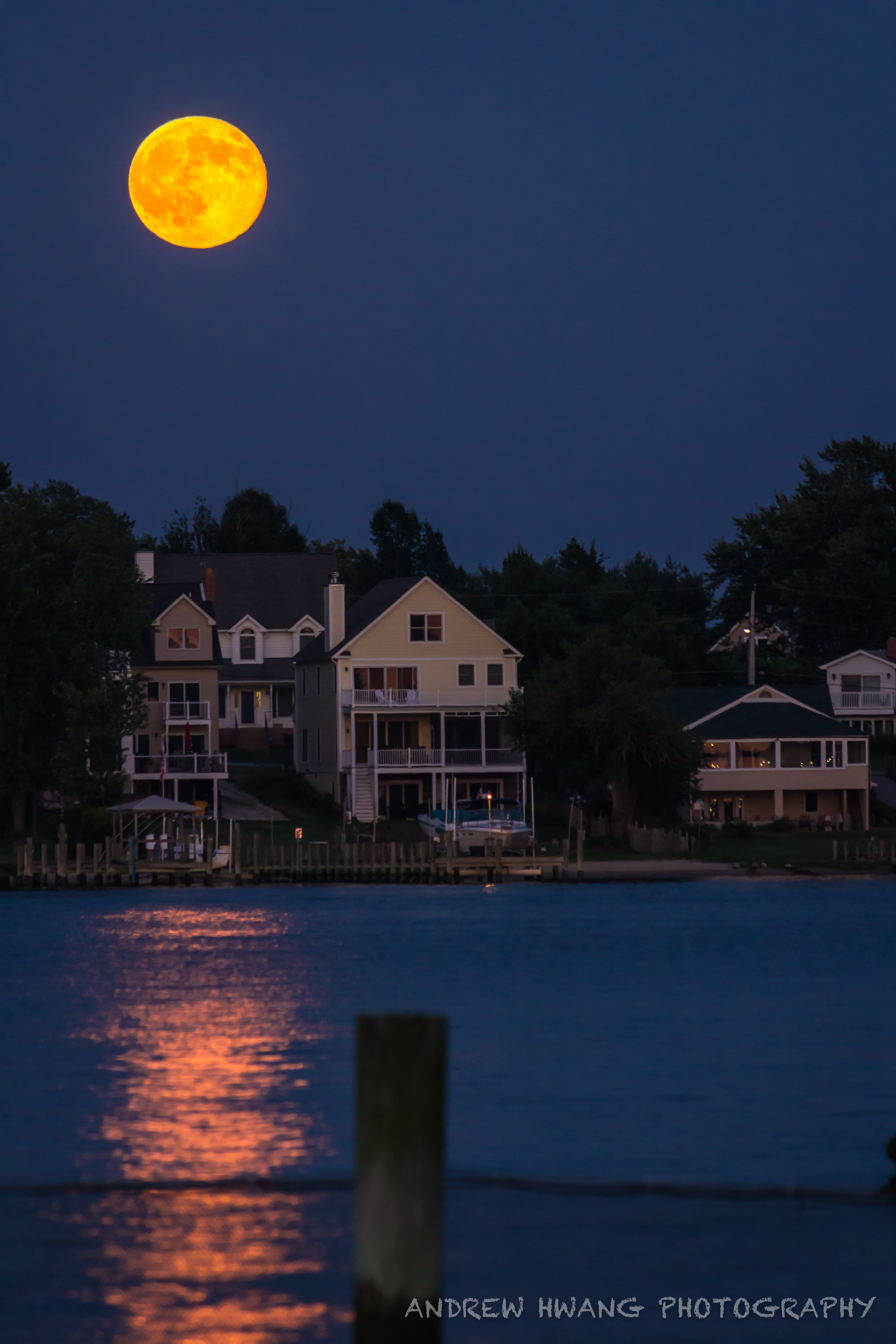 Supermoon Selby on the Bay 3