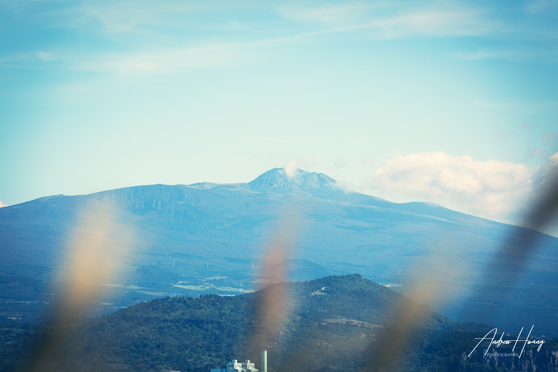 Hallasan Mountain View