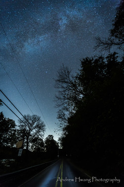 Milky Way Hwy