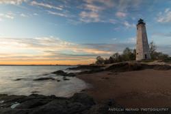 Five Mile Point Lighthouse Connecticut 3