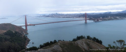 Golden Gate Day Pano