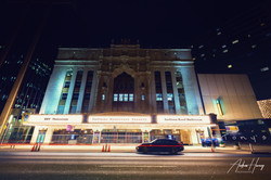 Indianapolis Theater Light Trail