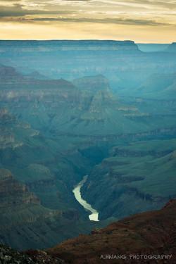 River Through the Canyon 2