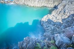 Jusangjeolli Cliffs Edge
