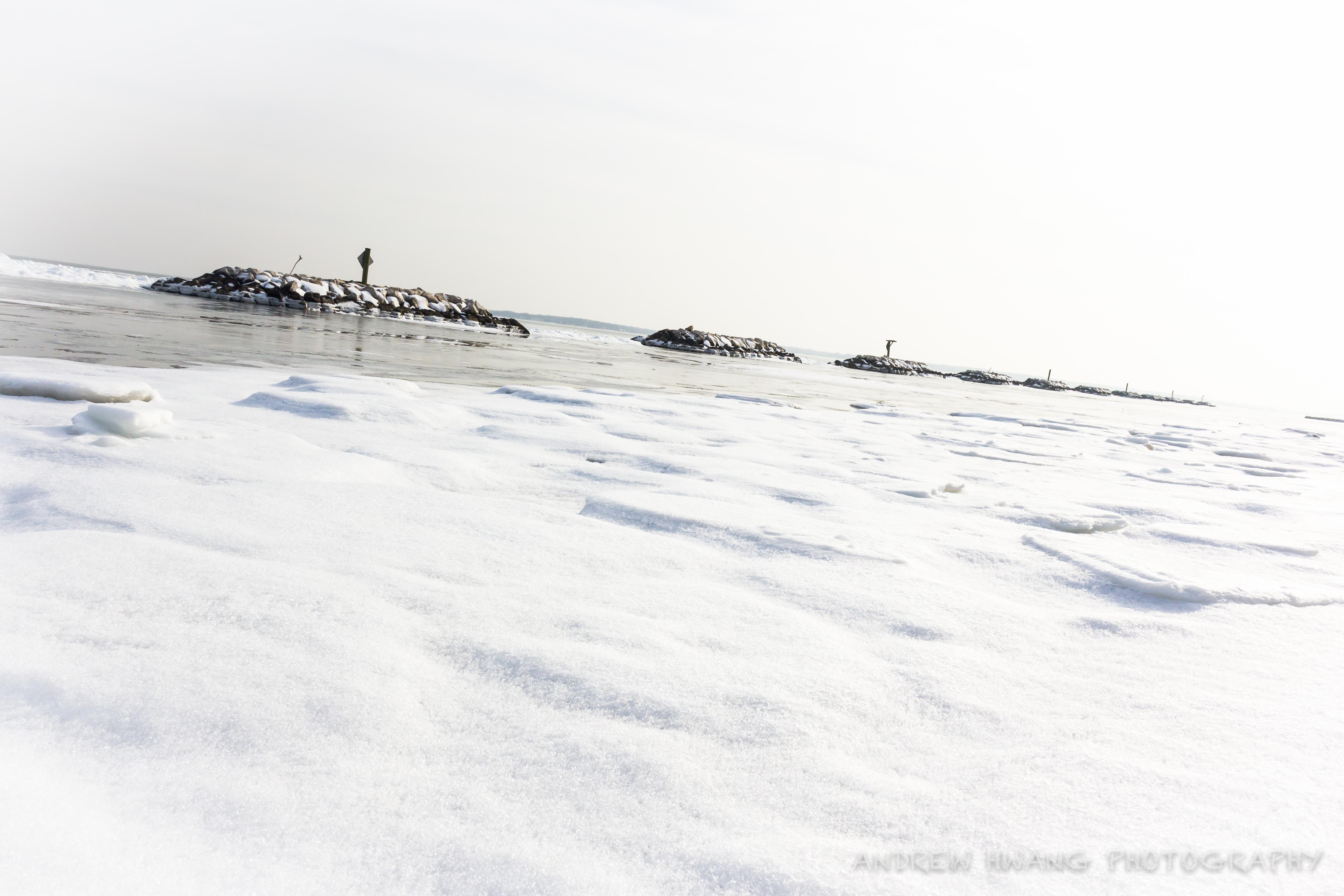 Triton Beach Winter 2