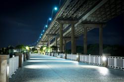Arthur Revenal  Bridge Night Shot