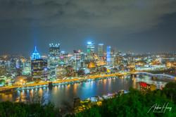 Mt Washington Overlook Pittsburgh