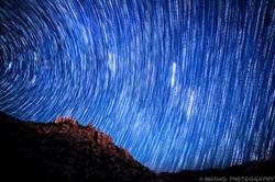 Mt Lemmon Star Trails