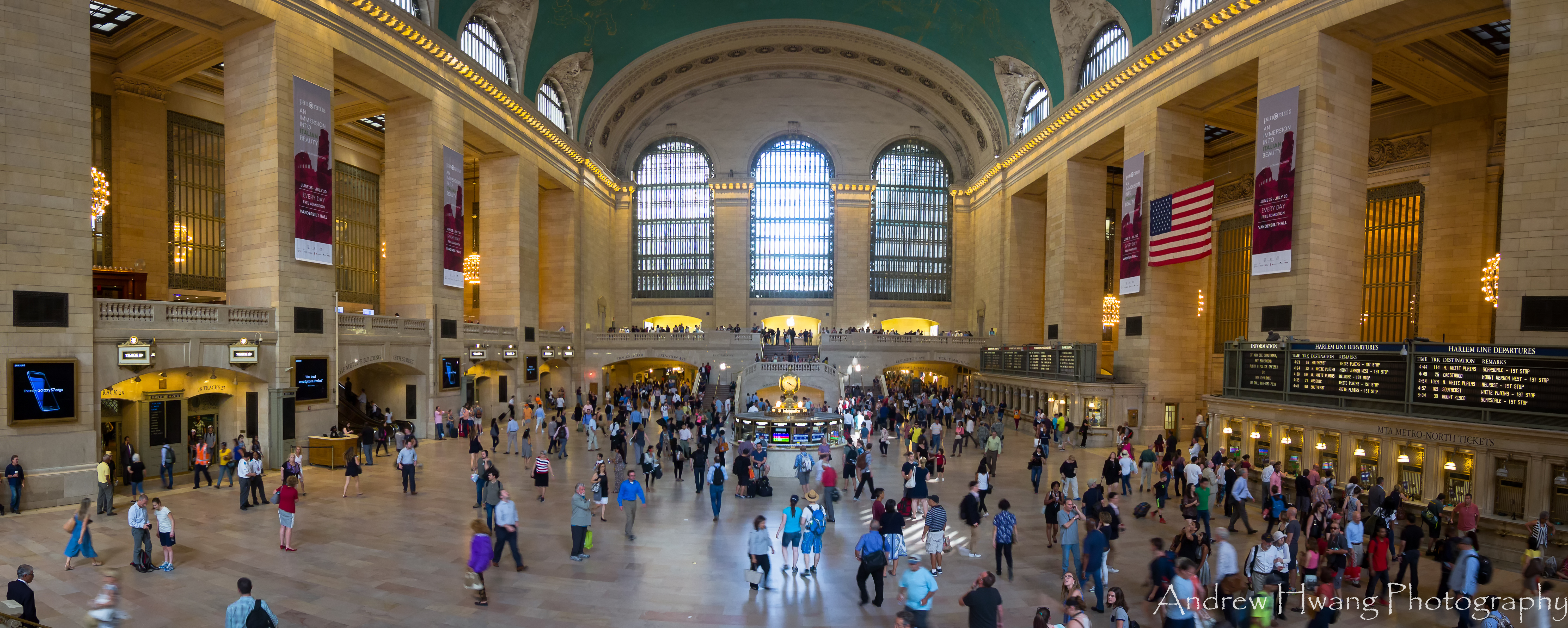 Grand Central Station Pano