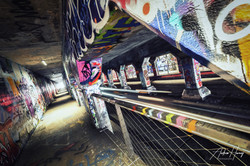 Krog Street Tunnel - Atlanta Graffiti